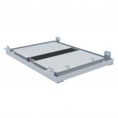 Нижняя сальниковая панель составная Ш300 Г600 EKF AVERES