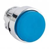 Исполнительный механизм кнопки XB4 синий выпирающая  возвратный без фиксации, без подсветки EKF PROxima