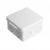 Коробка распаячная КМР-030-034 пылевлагозащищенная без мембранных вводов (109х109х55) EKF PROxima
