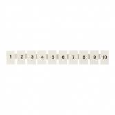 Маркеры для JXB-ST 1,5 с нумерацией 1-10 (10 шт.) EKF PROxima
