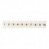 Маркеры для JXB-ST 2,5 с нумерацией 1-10 (10 шт.) EKF PROxima