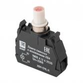 Лампа сменная c основанием XB4 красная 230В EKF PROxima