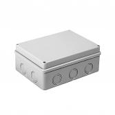 Коробка распаячная КМР-050-046 пылевлагозащищенная без мембранных вводов (196х143х80) EKF PROxima