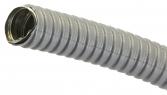 Металлорукав ПВХ РЗ-ЦП - 10 (50м.) серый мешок EKF PROxima