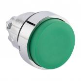 Исполнительный механизм кнопки XB4 зеленый выпирающая  возвратный без фиксации, без подсветки EKF PROxima