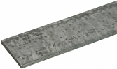 Плоский проводник (полоса) 40х4, горячеоцинкованный EKF