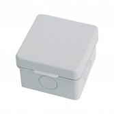 Коробка распаячная КМР-030-037 пылевлагозащищенная без мембранных вводов (73х73х49) EKF PROxima