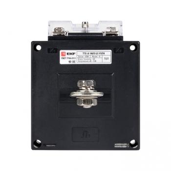 Трансформатор тока ТТЕ-А-150/5А класс точности 0,5 EKF PROxima