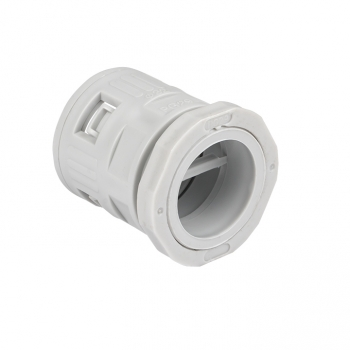 Коннектор для гофрированной трубы (32мм.) (10шт.) Plast EKFPROxima