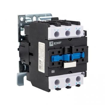 Пускатель электромагнитный серии ПМЛ-4160М 65А 230В EKFBasic