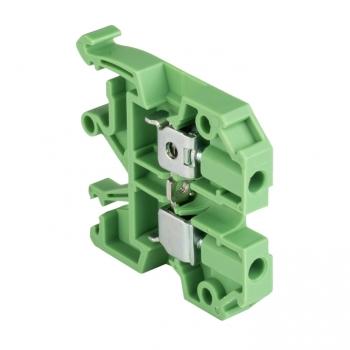 Колодка клеммная  JXB-4/35 зеленая EKF PROxima