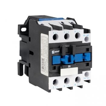 Пускатель электромагнитный серии ПМЛ-2161ДМ 32А 400В EKFBasic