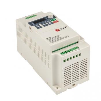 Преобразователь частоты 4 кВт 3х400В VECTOR-80 EKF Basic