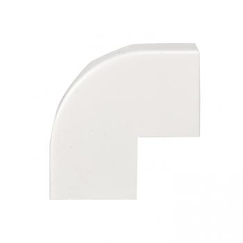 Угол внешний (16х16) (4 шт) Plast EKF PROxima Белый
