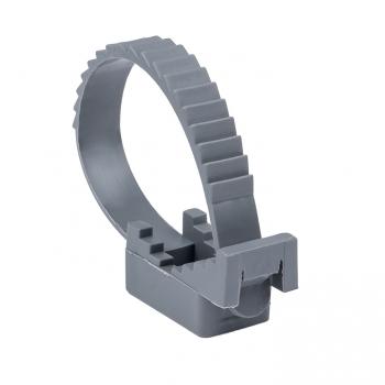 Крепеж ремешковый d=32 мм серый (50 шт.) EKF PROxima