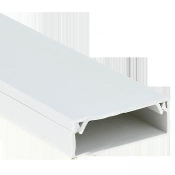 Канал кабельный (100х40) (8м) Plast EKF PROxima
