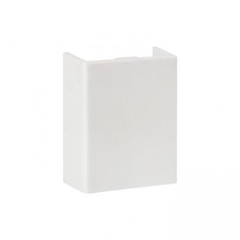Соединитель (20х10) (4 шт) Plast EKF PROxima Белый