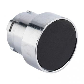 Исполнительный механизм кнопки XB4 черный плоский  возвратный без фиксации, без подсветки EKF PROxima