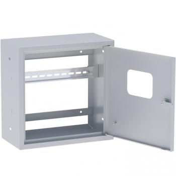ЯУР с одной DIN-рейкой (300х300х150) EKF Basic без задней стенки