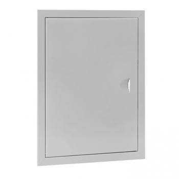 Люк ревизионный металл 300х400 (ШхВ внутр.) EKF Basic