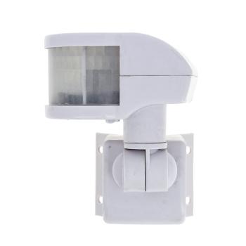 ИК датчик движения угловой 1200Вт 270гр. до 12м IP44 MS-48B EKF PROxima