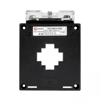 Трансформатор тока ТТЕ-30-150/5А класс точности 0,5 EKF PROxima