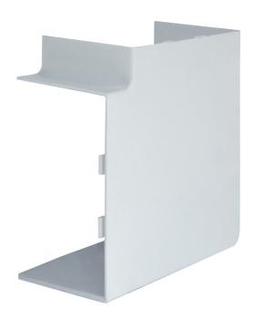 Угол плоский L-образный (40x25) Plast EKF PROxima