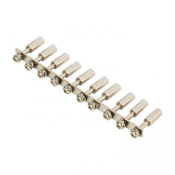 Перемычка тип 10PIN для  6,0 мм2 (10 шт.) EKF PROxima
