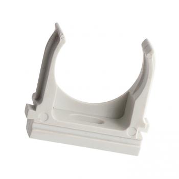 Крепеж-клипса d25мм  (100шт.) Plast EKF PROxima
