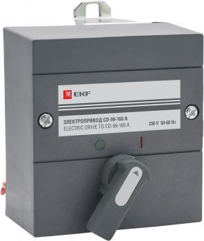 Электропривод CD-99-160A EKF PROxima