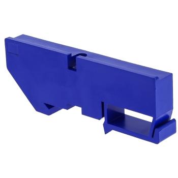 Изолятор на DIN-рейку синий EKF PROxima