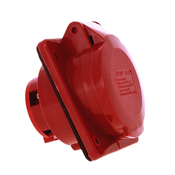 Розетка стационарная внутренняя 425 3Р+РЕ+N 32А 380В IP44 EKF PROxima