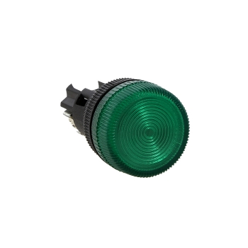 Лампа сигнальная ENS-22 зеленая 220В EKF PROxima