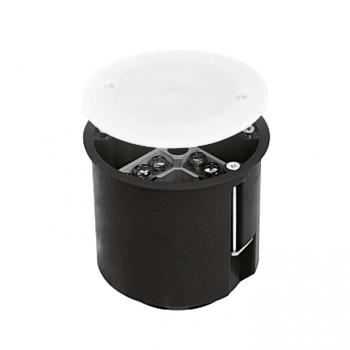 Коробка универсальная КМП-020-029 углубленная с металлическими лапками, клеммником и крышкой (80х70) EKF PROxima