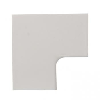 Угол внутренний (16х16) (4 шт) Plast EKF PROxima Белый