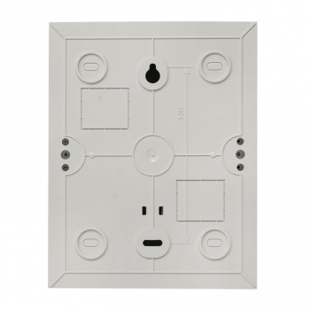 Щит распределительный ЩРН-П-6 (пром. упаковка) белая дверца IP41 EKF Basic