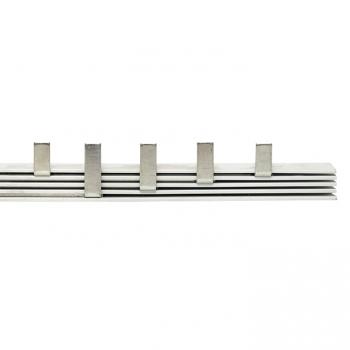 Шина соединительная типа PIN для 4-ф нагр. 100А (36x27мм) EKF PROxima