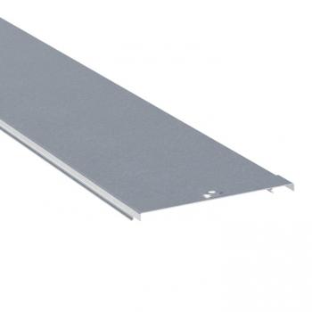Крышка на металлический лоток основание 500мм (6м) L3000 RAL EKF
