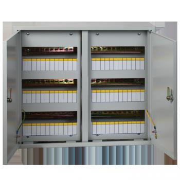 Щит распред. навесной ЩРН-72 двухдверный (480х565х120) IP31 EKF PROxima