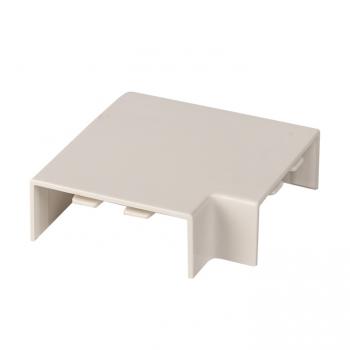 Поворот 90 гр. (40х16) (4 шт) Plast EKF PROxima Белый