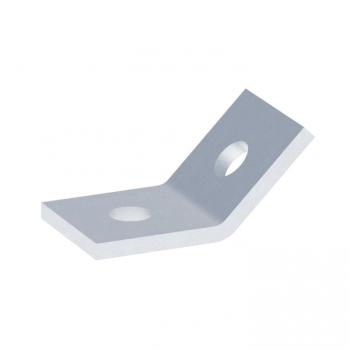 STRUT-пластина угловая 135гр. 2 отверстия HDZ EKF