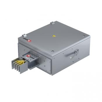 Концевая кабельная коробка 1600 А IP55 AL 3L+N+PE(ШИНА)