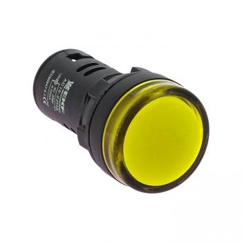 Матрица светодиодная AD16-22HS желтая 12В AC/DC EKF PROxima