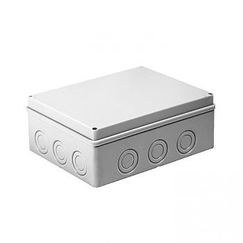 Коробка распаячная КМР-050-047 пылевлагозащищенная без мембранных вводов (240х190х90) EKF PROxima