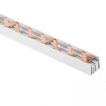 Шина соединительная типа PIN для 3-ф нагр. 63А 54 мод. EKF PROxima