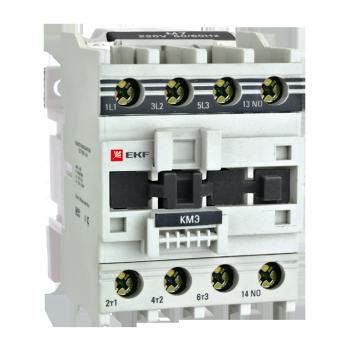 Контактор КМЭ малогабаритный 32А 380В 1NO EKF PROxima