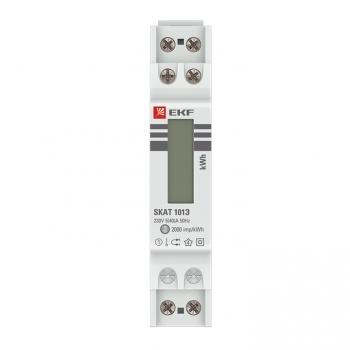 Счетчик электрической энергии модульный SKAT 101E/1 - 5(40) Ш Р M EKF