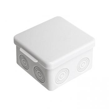 Коробка распаячная КМР-030-034 пылевлагозащищенная без мембранных вводов (100х100х55) EKF PROxima