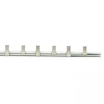Шина соединительная типа PIN для 2-ф нагр. 100А (36x27мм) EKF PROxima