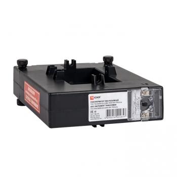 Трансформатор тока ТТЕ-Р 58 600/5А 0,5 5ВА УХЛ4 EKF PROxima